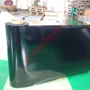 Flame retardant PC film